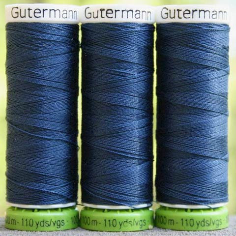 Oeko-Tex Certified Recycled Poly Thread by Gutterman | HoneyBeGood