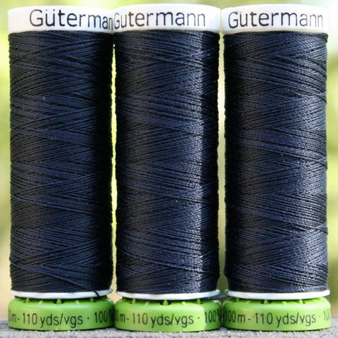 Recycled Polyester Thread 22-339 Midnight