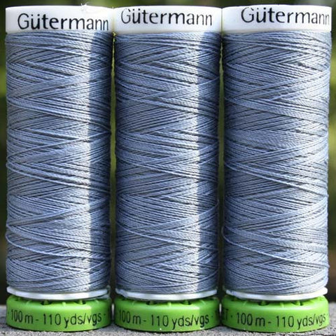 Recycled Polyester Thread 20-064 Tile Blue