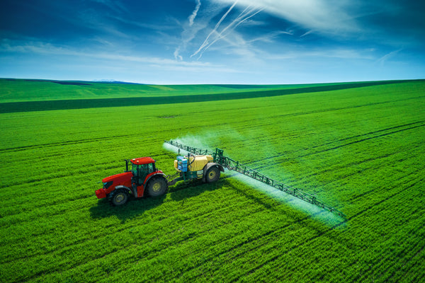 Foliar Fertilizer to Improve Plant Health and Increase Yield