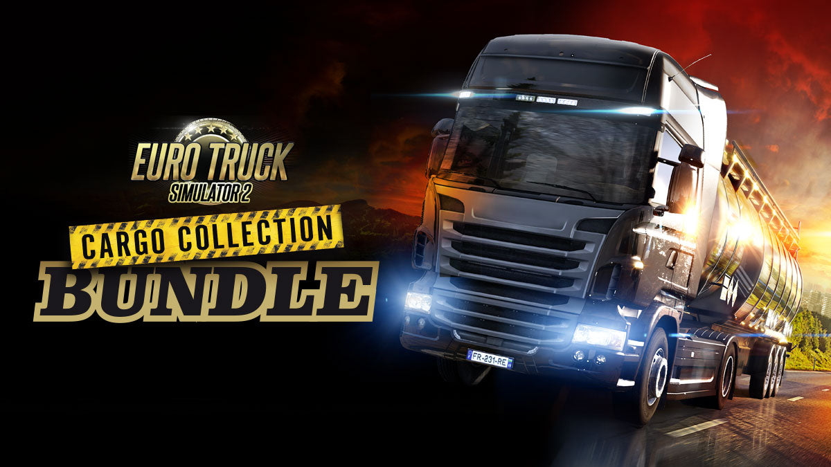 Euro Truck Simulator 2 Cargo Collection Bundle