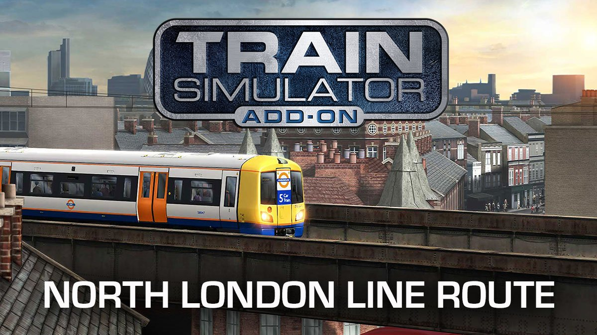 North London Line Route Add-On