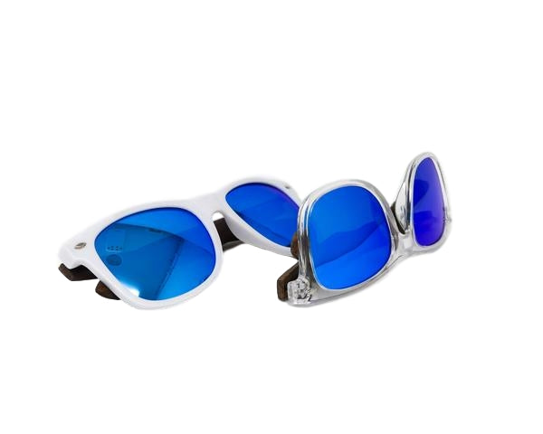 Mountain & Frosted Blue Sunglasses Bundle