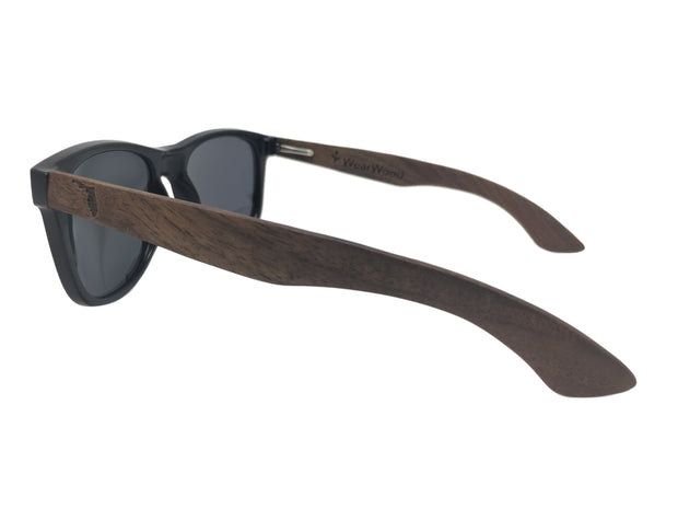 State of Florida Classic Walnut Sunglasses