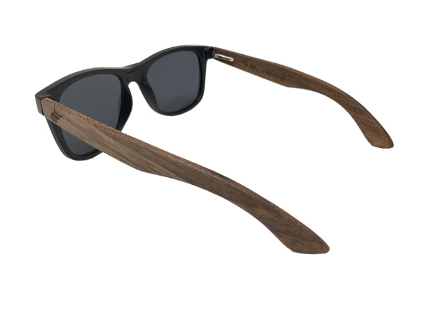 State of West Virginia Classic Black Walnut Sunglasses