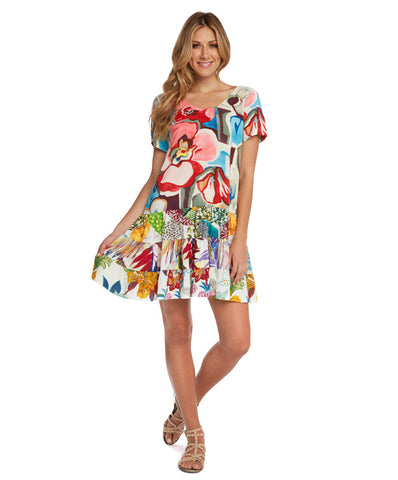 Jams World Hattie Dress in Tavern