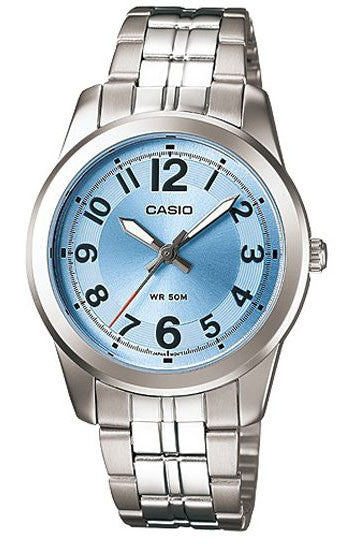 Casio LTP-1315D-2BV Ladies Stainless Steel Analogue Casual Dress Watch