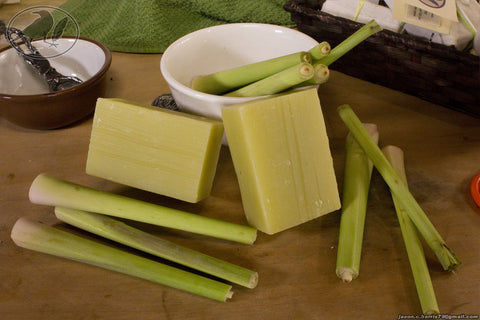 Lemongrass Hempseed Oil Soap