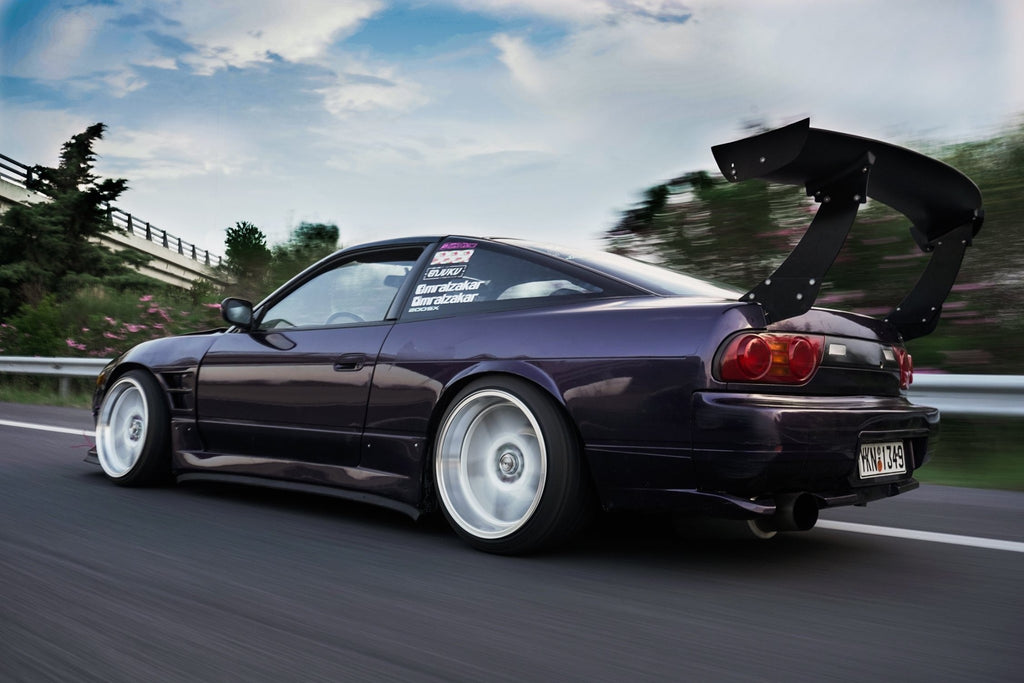 sileighty 240sx s13 big wing