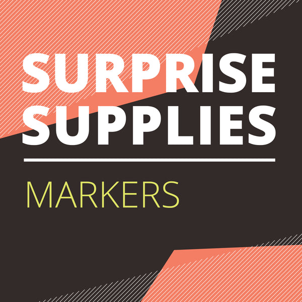 Markers Surprise Box