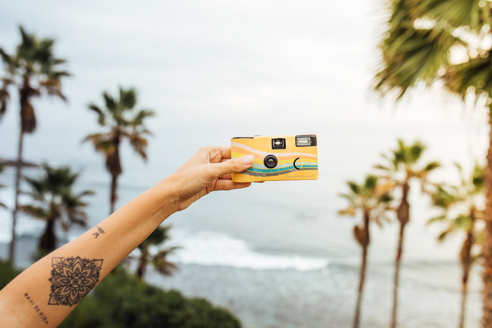 Disposable Camera Tips and Tricks ⚡️