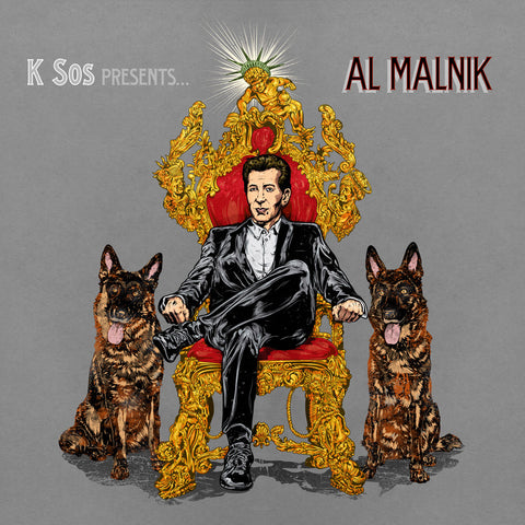 K Sos Presents...Al Malnik (CD)
