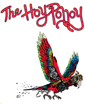 The Hoy Polloy SLAPS!  Parrot Airways