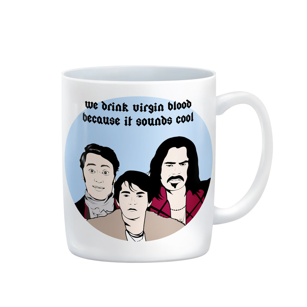 VIRGIN BLOOD Mug