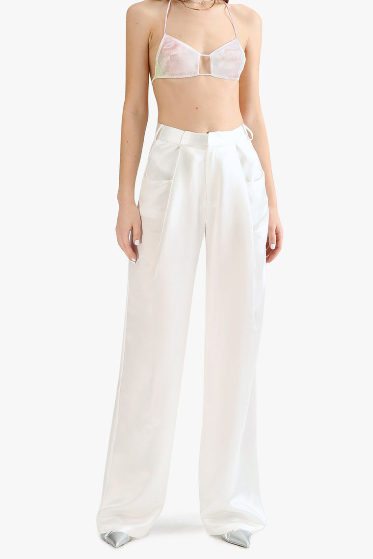 Silky Loose Pants