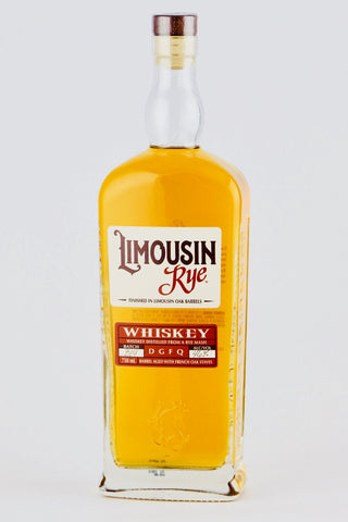 Dancing Goat Limousin Rye Whiskey 750 ml