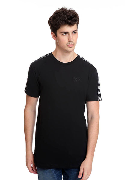 END-RK018/TSHIRT H LION HAND BLACK M