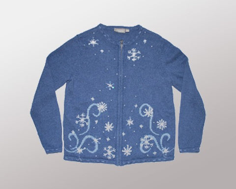 Winter Designs-Small Christmas Sweater