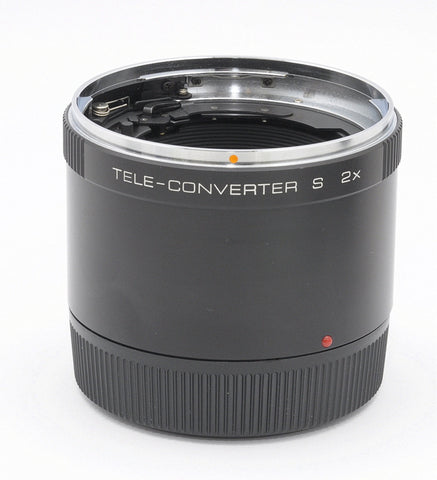 BRONICA TELECONVERTER S 2X LENS FOR SQ, MINT CONDITION