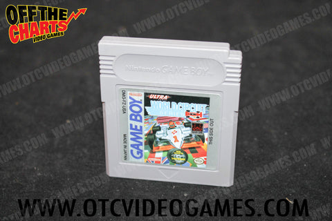 World Circuit Series Game Boy Game Off the Charts