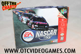 Nascar '99 Box Only Nintendo 64 Box Off the Charts