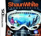 Shaun White Snowboarding Nintendo DS Game Off the Charts