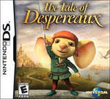 The Tale of Despereaux Nintendo DS Game Off the Charts