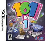 101-in-1 Explosive Megamix Nintendo DS Game Off the Charts