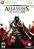 Assassins Creed II Xbox 360 Game Off the Charts