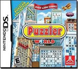 Puzzler World Nintendo DS Game Off the Charts