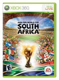 2010 FIFA World Cup South Africa Xbox 360 Game Off the Charts