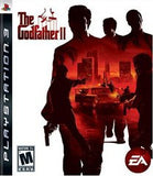 The Godfather II Playstation 3 Game Off the Charts
