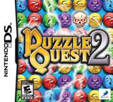 Puzzle Quest 2 Nintendo DS Game Off the Charts