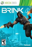 Brink Xbox 360 Game Off the Charts
