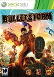 Bulletstorm Xbox 360 Game Off the Charts