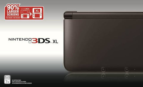 Nintendo 3DS XL Black System - Used Nintendo 3DS Console Off the Charts
