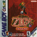 The Legend of Zelda: Oracle of Seasons Game Boy Color Game Off the Charts