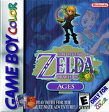 The Legend of Zelda: Oracle of Ages Game Boy Color Game Off the Charts