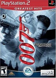007 Everything or Nothing Playstation 2 Game Off the Charts
