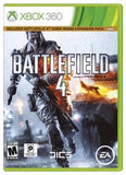 Battlefield 4 Xbox 360 Game Off the Charts