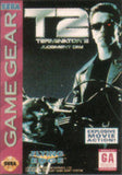 T2 Terminator 2 Judgement Day Game Gear Game Off the Charts