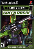 Army Men Green Rogue Playstation 2 Game Off the Charts
