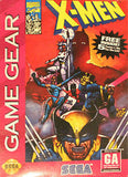 X-Men Game Gear Game Off the Charts