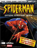 Spider-Man Official Strategy Guide (Official Strategy Guides) Playstation Strategy Guide Off the Charts