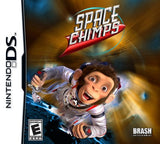 Space Chimps Nintendo DS Game Off the Charts