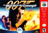 007 The World Is Not Enough Nintendo 64 Game Off the Charts