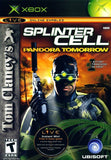 Splinter Cell Pandora Tomorrow Xbox Game Off the Charts