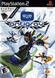 antigrav Playstation 2 Game Off the Charts