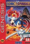 Sonic Spinball Sega Genesis Game Off the Charts
