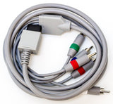 Component AV Cable for Nintendo Wii / Wii U Wii Accessory Off the Charts